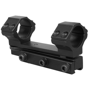 CCOP USA ArmourTac 1 Inch .22 Air Gun Riflescope Mount Rings with MOA Adjustment