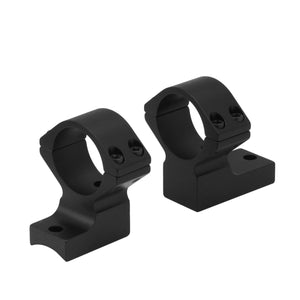 1 Inch Integral Scope Rings for Savage 110C Short & Long Action