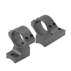 1 Inch Integral Scope Rings for Savage 10 & 110 Round Receiver
