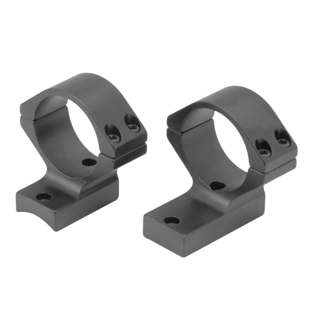 30mm Integral Scope Rings for Savage 110C Short & Long Action