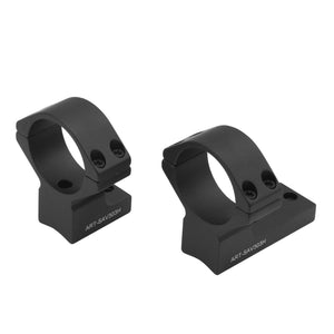 30mm Integral Scope Rings for Savage 10 & 110 Round Receiver
