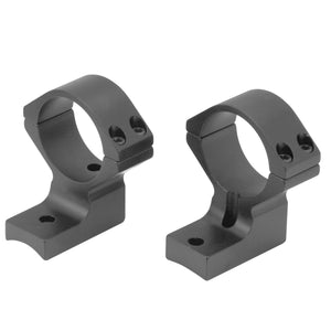 30mm Integral Scope Rings for Weatherby Mark V Mag Cal