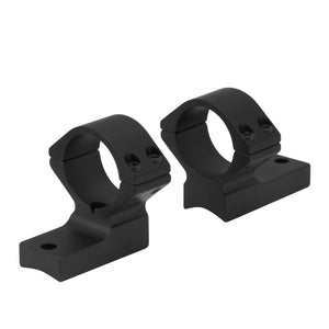 1 Inch Integral Scope Rings for Winchester 70 Reversible Front & Rear Pre 64