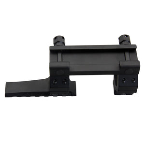 CCOP USA ArmourTac 30mm Picatinny Scope Mount with Top Rail