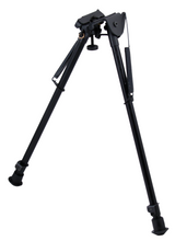 Load image into Gallery viewer, CCOP USA Spring Return Bipod with Adjustable Notch Legs (Swivel Stud Mount)