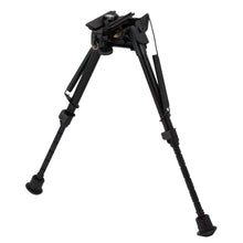 Load image into Gallery viewer, CCOP USA Spring Return Pivot Bipod with Adjustable Notch Legs (Swivel Stud Mount)