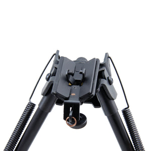 CCOP USA Adjustable Spring Return Pivot Bipod (Swivel Stud Mount)