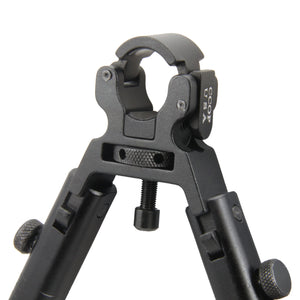 CCOP USA Folding Barrel Clamp Mount Bipod