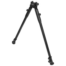 Load image into Gallery viewer, CCOP USA Folding Picatinny Mount Bipod with Swivel Stud Adapter