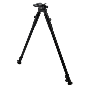 CCOP USA Folding Picatinny Mount Bipod with Swivel Stud Adapter