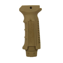 Load image into Gallery viewer, Ergonomic Ambidextrous Vertical Tactical Foregrip with Battery Storage