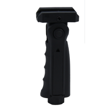 Load image into Gallery viewer, Ergonomic Ambidextrous Vertical Tactical Foregrip with Battery Storage (5 Position)