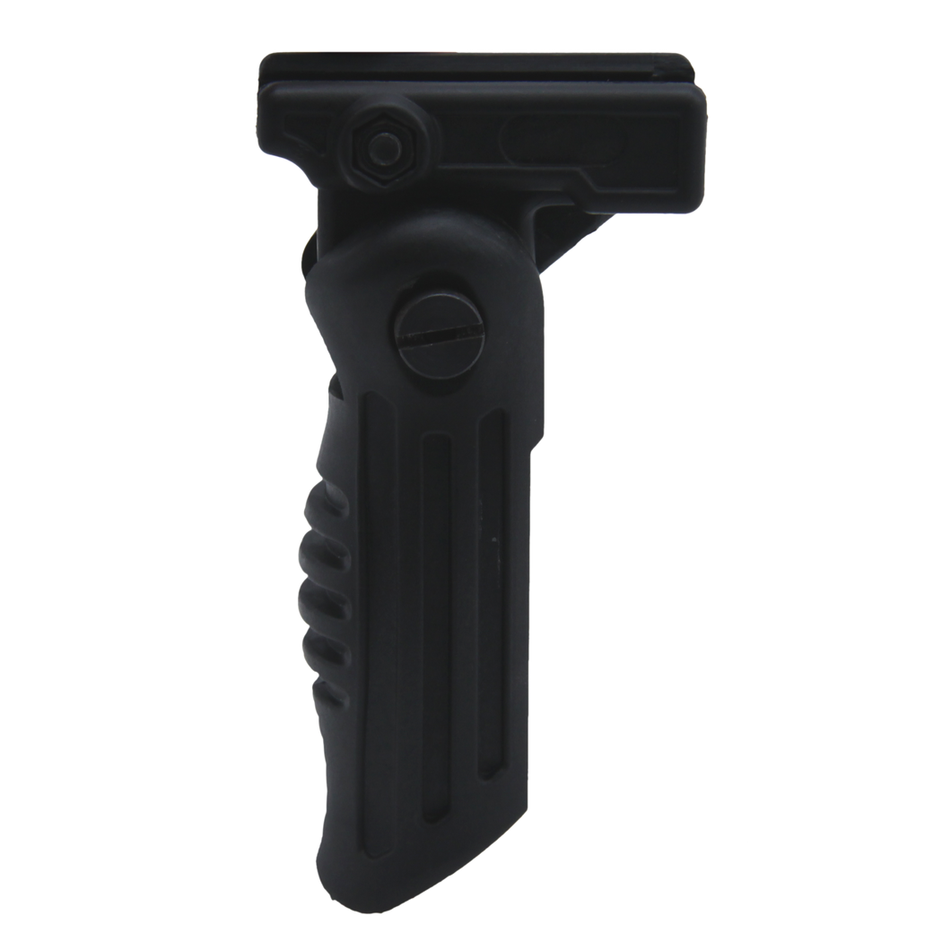 Compact Vertical Tactical Folding Foregrip