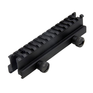 "CCOP USA 1"" Riser Picatinny Rail Mount (14 Slot)"