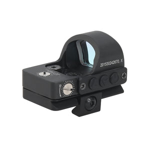 CCOP USA 1x20mm Reflex Red Dot Sight 2MOA