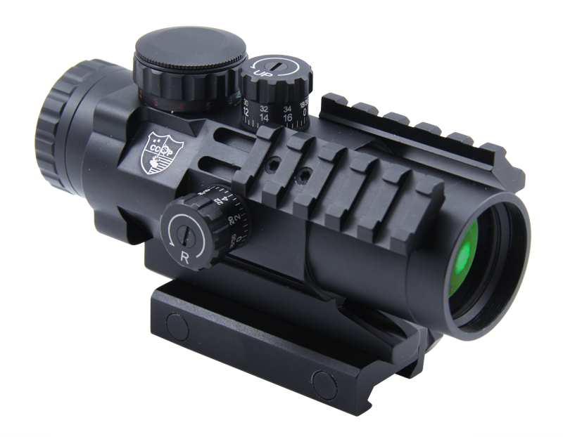 CCOP USA 4x32mm Compact Prism Scope