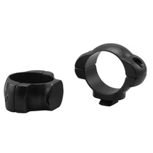 Load image into Gallery viewer, CCOP USA 1 Inch Turn In Standard Scope Rings Matte (2 Screws)