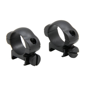 CCOP USA 1 Inch Picatinny-Style Tactical Scope Rings Matte (2 Screws)