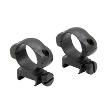 Load image into Gallery viewer, CCOP USA 1 Inch Picatinny-Style Tactical Scope Rings Matte (2 Screws)