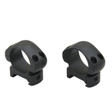 Load image into Gallery viewer, CCOP USA 1 Inch Picatinny-Style Hunting Scope Rings Matte (4 Screws)