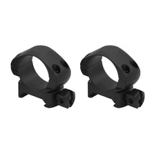 Load image into Gallery viewer, CCOP USA 1 Inch Picatinny-Style Tactical Scope Rings Matte (4 Screws)