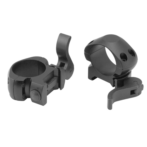 CCOP USA 1 Inch Picatinny-Style Quick Detach Scope Rings Matte (4 Screws)