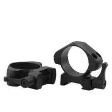 Load image into Gallery viewer, CCOP USA 30mm Quick-Detachable Picatinny-Style Rings Matte (4 Screws)