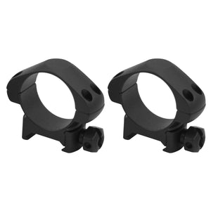 CCOP USA 30mm Picatinny-Style Tactical Scope Rings Matte (4 Screws)