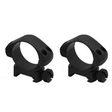 Load image into Gallery viewer, CCOP USA 30mm Picatinny-Style Tactical Scope Rings Matte (4 Screws)