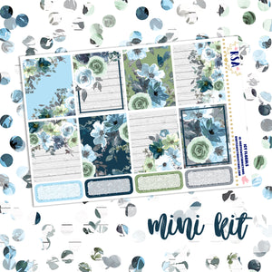 Icy Florals // Mini Kit