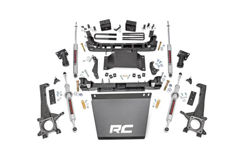 6in Toyota Suspension Lift Kit | Lifted N3 Struts (05-15 Tacoma 4WD/2WD)