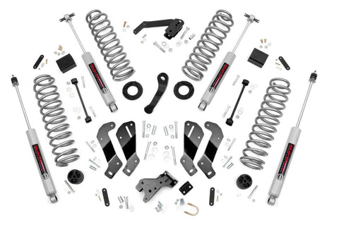 3.5in Jeep Suspension Lift Kit | Control Arm Drop (07-18 Wrangler JK Unlimited)