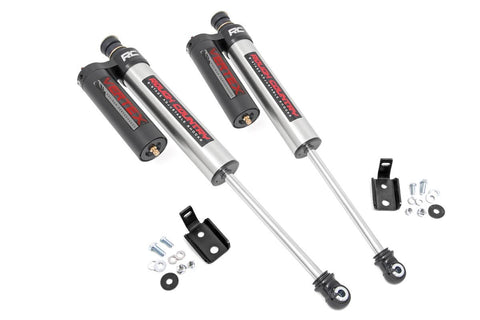 Jeep Front Adjustable Vertex Shocks (07-18 Wrangler JK | for 1-3in Lifts)