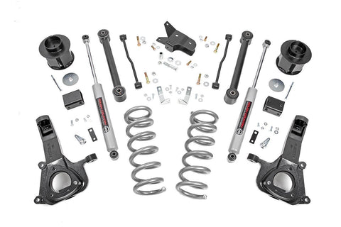 6in Dodge Suspension Lift Kit (09-18 RAM 1500 2WD | V8 Models)