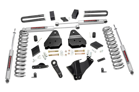 4.5in Ford Suspension Lift Kit (11-14 F-250 4WD | Diesel | No Factory Overload)