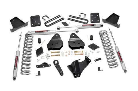 4.5in Ford Suspension Lift Kit | N2.0 (15-16 F-250 4WD | w/Overloads)