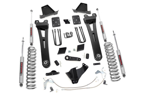 6in Ford Radius Arm Suspension Lift Kit (15-16 F-250 | No Overloads)