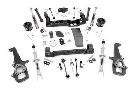 6in Dodge Suspension Lift Kit | N3 Struts & N3 Shocks (12-18 Ram 1500 4WD)