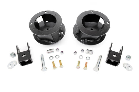 2.5in Dodge Leveling Coil Spacers (14-18 Ram 2500 | 13-18 Ram 3500 4WD)