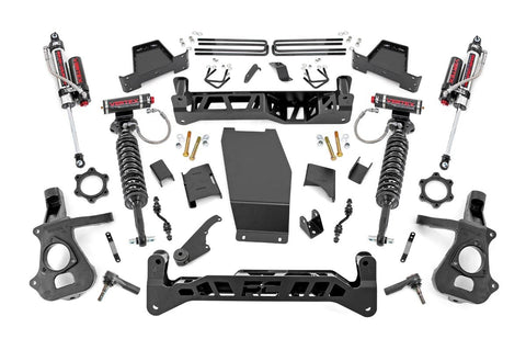7in GM Suspension Lift Kit | Vertex (14-18 1500 PU 4WD | Aluminum/Stamped Steel)