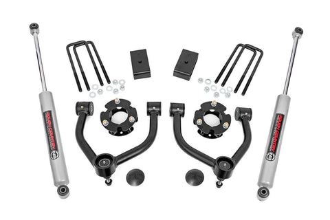 3in Nissan Bolt-On Lift Kit (16-19 Titan XD 2WD/4WD)