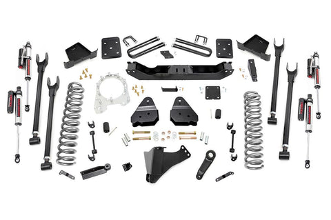 6in Ford 4-Link Suspension Lift Kit | Vertex (17-19 F-250/350 4WD | 4in Axle)