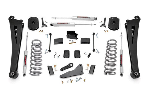 5in Dodge Suspension Lift Kit | Coil Springs | Radius Arms (14-18 Ram 2500 4WD | Diesel)