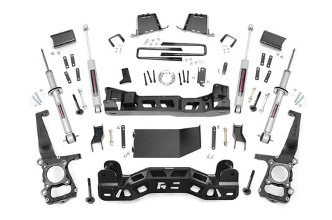 6in Ford Suspension Lift Kit | Lifted Struts (2014 F-150 4WD)