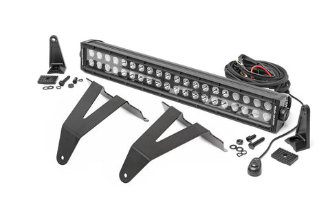 Dodge 20in LED Bumper Kit | Black Series (2019 RAM 1500)