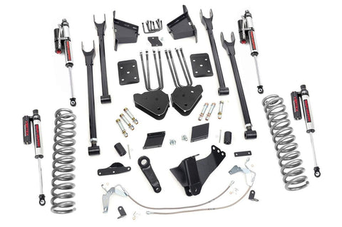 6in Ford 4-Link Suspension Lift Kit | Vertex (15-16 F-250 4WD | No Overloads)