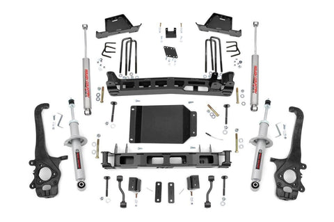 6in Nissan Suspension Lift Kit | Lifted N3 Struts (04-15 Titan)