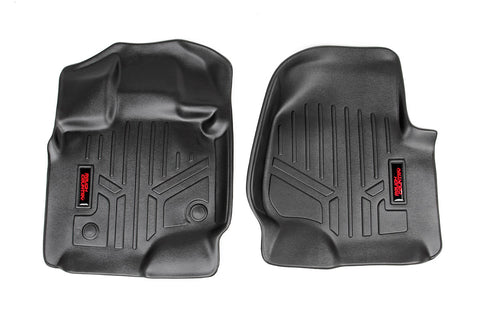 Heavy Duty Floor Mats [Front | 2pc] - (15-19 Ford F-150)