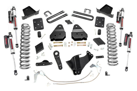 6in Ford Suspension Lift Kit | Vertex (11-14 F-250 4WD | Diesel | Overloads)