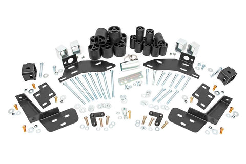 3in GM Body Lift Kit (95-98 Silverado/Sierra 1500 / 2500)